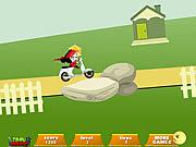 Pucca Ride game