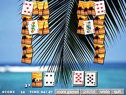 Waikiki Solitaire game