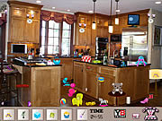 Hidden Objects-Kitchen game