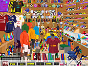 Soccer Store game