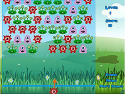 Chudovista Bubble Shooter game