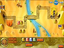 Mummy Defence game