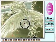 Flying horses hidden numbers game