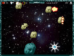 Asteroids Revenge III game