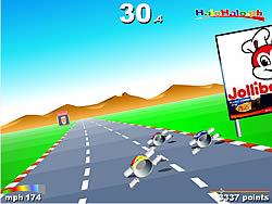 Car Can Racing game