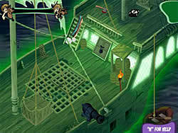 Scooby Doo - Pirate Ship of Fools game