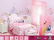 Hidden Objects-Bedroom game