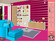 Lipstick Room Escape لعبة