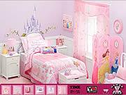 Hidden Spots-Girls Bedroom game