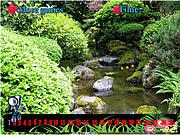 Garden Hidden Numbers game