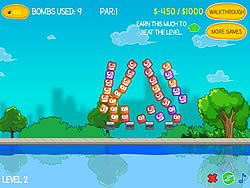 The Bomb Game game