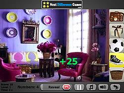 Design a room game