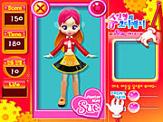 Sue Doll Maker game