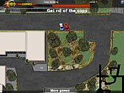 Cop Pursuit game