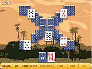 Ancient Oasis Cards game