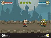 Nerd vs Zombies Just Survive game