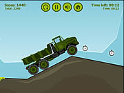 Russian Kraz Time Attack game