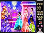 Hidden Numbers-Barbie GP game