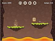 The Lava Escape game