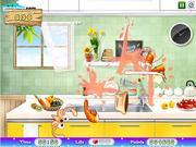 Kitchen Cut Fruits game