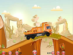 Trucker game