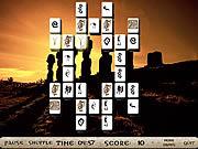 Ancient Sculptures Mahjong game