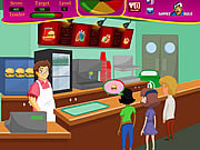 juego Grandma Cafe