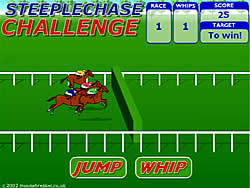 Steeplechase Challenge game