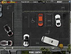 Park My V8 game