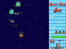 Space Spy Jet game