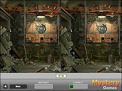 Jucați jocuri gratuite Mystery Treasure - Find the Differences