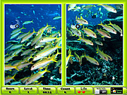 Underwater Similarities game