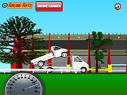Porsche Thief game