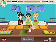 Chinese Restaurant game