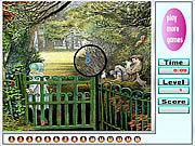 Nice Landscape Hidden Numbers game