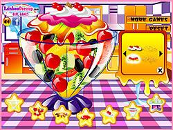 Summer Fruit Salad game
