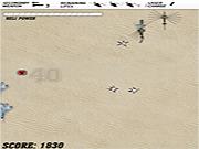 juego Desert Strike