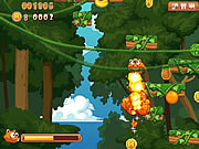 Racoon Jumping game