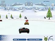 3D Snow Race game