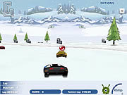 3D Snow Race game