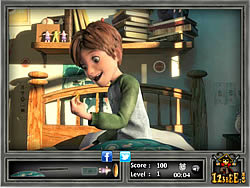 Rise of the Guardians - Hidden Objects game