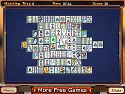 Free Mahjong game