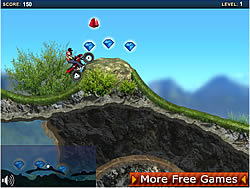 New Dimension Mountain ATV game