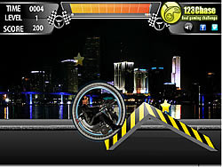 Techno Rider game