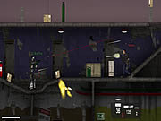 Intruder Combat Training game