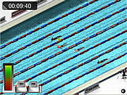 Swimming Race game