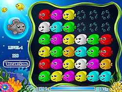 Fish Group game