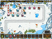 Battle of Antartica game