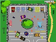 Caveman Parking game