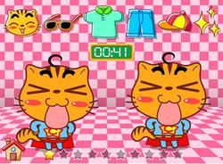 Keke Cat Dress Up game